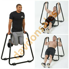 Home Exercise Equipment Pull Up Body Gym Fitness Tricep Core Bar Dip Raise Bicep