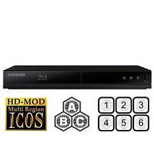 Samsung BD-J4500R BLU-RAY DVD CD player * MULTI-REGION /  REGION-FREE upgraded *