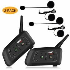 EJEAS V6 PRO Motorcycle Helmet Intercom Headset Bluetooth Wireless Interphone...