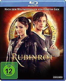 Rubinrot [Blu-ray] von Fuchssteiner, Felix | DVD | Zustand sehr gut