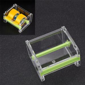Model Tape Dispenser Cutter Hobby Handcraft Building Tool Plastic Home Garden