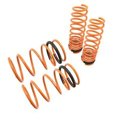 """For Mitsubishi Mirage 92-01 2"""" x 1.9"""" Front & Rear Lowering Coil Springs"""