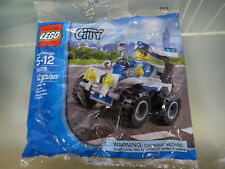 Lego 30228 City Police ATV with Officer Minifigure Minifig Polybag Set Brand New
