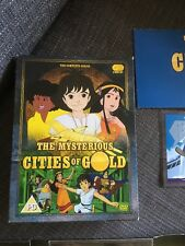 The Mysterious Cities Of Gold. DVD box set The Complete Series  (6 Discs)