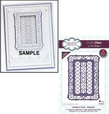 Creative Expressions Sue Wilson Dies Frames & Tags COLLECTION JENNIFER CED4334