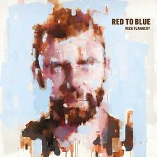 MICK FLANNERY RED TO BLUE CD (2012)