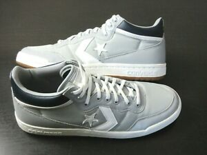 Converse Mens Fastbreak Pro Mid Basketball Shoes Wolf Grey Obsidian Size 9.5 NEW