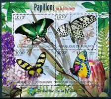 [32104] SUP||**/Mnh || <b>Cote</b> : 18.00eur || - N° 1576/79 yvert, Papillons s