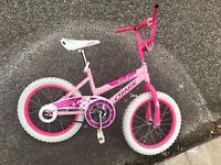 16 Inch Pink Girls Bicycle - Girls Bike Local Pickup