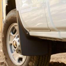 Genuine OEM GM Molded 2014-2018 Chevy Silverado Mud Flaps Front 22894857
