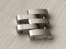 Perfect Genuine Breitling Polished Steel Link For Chronomat Evolution A13356