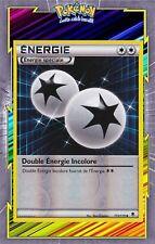 Double Energie Incolore Rev-XY4:Vigueur Spectrale-111/119-Carte Pokemon Neuve FR