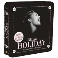 "BILLIE HOLIDAY ""ESSENTIAL COLLECTION (METALBOX)"" 3 CD"