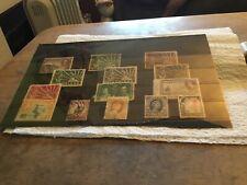 Nyasaland Stamps Lot