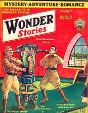 Wonder Stories Aug 1930 The Radium Master