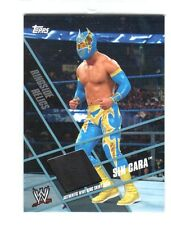 WWE Sin Cara Topps 2011 Ringside Relics Event Used Ring Skirt Relic Card DWC