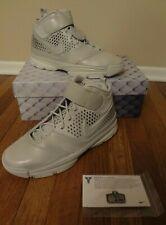 Nike Zoom Kobe 2 II FTB Size 11.5 Fade To Black Bone 869452 003 New NIB With Pin