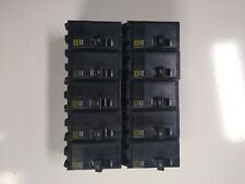 QO230CP Lot Of 10 Square-D 2 Pole 30 Amp Clip On Breakers