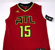 NWT Adidas Al Horford Atlanta Hawks Jersey Boys Youth Large