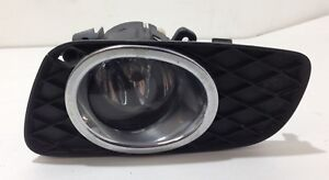 2008-2012 Smart Fortwo OEM Driver Side Front Fog Light w/ Chrome Trim Ring SC001