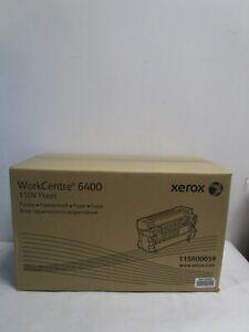GENUINE XEROX 115R00059 XEROX WC6400 110V FUSER NEW SEALED SEE PHOTOS SHIPS FREE