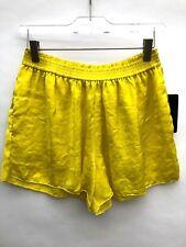 Zara Fluo Jaune Short Taille S Ref 3658 022