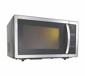 KENWOOD K25MSS11 Solo Microwave - Black & Stainless Steel - Currys