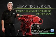 Cummins 5.9L & 6.7L Issues & Review Of Operations/Diesel Training/DVD Manual-258