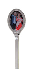 Prince Louis Kate & William 2018 Decorated Bowl Silver-Plated Collector's Spoon