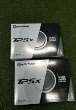 New Lot of 2  Taylormade TP5X 5 Layer Golf Balls