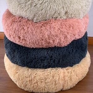 Small Medium Pet Bed Dog Cat Nest Puppy Bed House Kennel Doggy Warm Cushion Mat