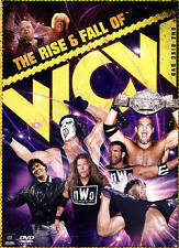 WWE - THE RISE AND FALL OF WCW (NEW DVD)