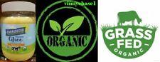 Usda Bio Ghee 1656ml (Taille XL) Clarified Butter-Grass Fed-Carrington Fermes