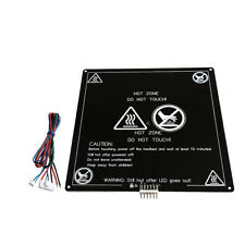 Anet 120w 12v Mk3 Upgraded Aluminum Board PCB Heating Bed Câble Pr 3d Printer