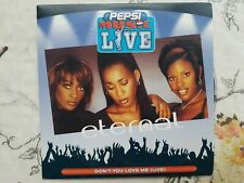 CD Eternal - Pepsi Music Live - Don't You Love Me - 1 Track - 1998
