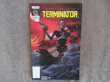 1990 Terminator #1 Collectors Edition August Now Comics VF