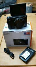 Sony Cyber-shot DSC-HX90 18.2 MP Digitalkamera - Schwarz