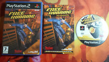 FREE RUNNING PAL ESP PLAYSTATION 2 PS2