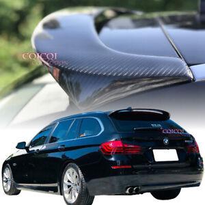 Carbon Fiber BMW 2011~2016 F11 5-series wagon touring roof spoiler ◎