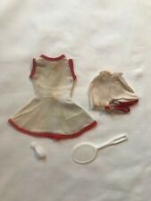 Vintage Barbie-sized Tennis Outfit