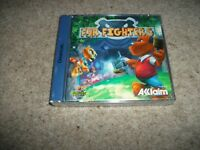 FUR FIGHTERS - Sega Dreamcast - (PAL) NEW & SEALED - SPANISH / ITALIAN