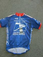 NEW 2002 Trek USPS team jersey Large made by Nike Dry Fit