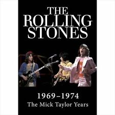NEW Rolling Stones - 1969-1974: The Mick Taylor Years (DVD)