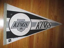 """1988 LOS ANGELES KINGS 30"""" Pennant WAYNE GRETZKY"""