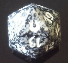 1 BLACK Born of the Gods d20 SPINDOWN Die FatPack , 20 sided Spin Down Dice MtG