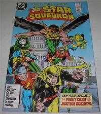 ALL-STAR SQUADRON #67 (DC Comics 1986) LAST ISSUE! JUSTICE SOCIETY (FN/VF) RARE!
