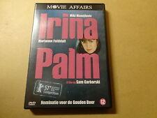 DVD / IRINA PALM ( MARIANNE FAITHFULL, MIKI MANOJLOVIC... )