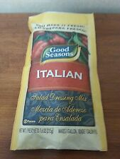 Good Seasons Italian Salad Dressing Mix, All-Natural, Makes 1 Gallon