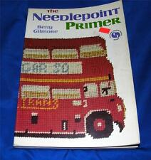 1St Ed Chilton Craft Book, Needlepoint Primer Betty Gilmore w 11 Easy Projects