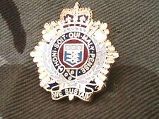 RLC Royal Logistic Corps Lapel Military Badge